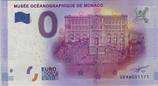 Billet touristique 0€ Musée océanographique de Monaco batiment 2016