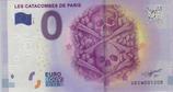 Billet touristique 0€ Les catacombes de Paris 2017
