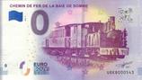 Billet touristique 0€ Chemin de fer de la Baie de Somme 2018
