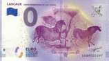 Billet touristique 0€ Lascaux Centre international de l'art pariétal 2018