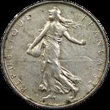 50 centimes argent Semeuse 1897-1920