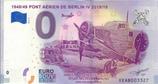 Billet touristique 0€ Pont aérien de Berlin IV 2018