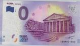 Billet touristique 0€ Roma Pantheon 2017