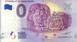 Billet touristique 0€ Citadelle de Besançon 2018