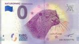 Billet touristique 0€ Naturoparc Hunawhir Alsace 2018