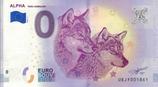 Billet touristique 0€ Alpha Parc animalier 2018