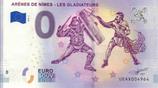 Billet touristique 0€ Arènes de Nîmes Les gladiateurs 2018