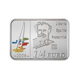 1/4 euro argent Edouard Manet 2008