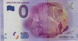 Billet touristique 0€ Grottes de Lacave 2016
