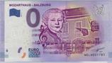 Billet touristique 0€ Mozarthaus Salzburg maison 2017