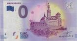 Billet touristique 0€ Marksburg 2017