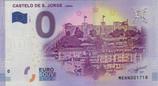 Billet touristique 0€ Castelo de S Jorge Lisboa 2017
