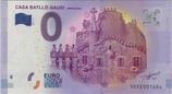 Billet touristique 0€ Casa batllo Gaudi Barcelona 2017