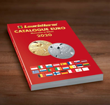 Catalogue Euros pièces et billets 2020