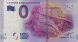 Billet touristique 0€ La Roque Saint Christophe 2017