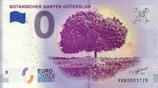 Billet touristique 0€ Botanischer Garten Gutersloh 2018