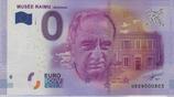 Billet touristique 0€ Musée Raimu Marignane 2016