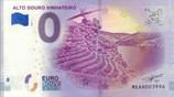 Billet touristique 0€ Alto douro Vinhateiro 2018