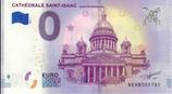 Billet touristique 0€ Cathédrale Saint Isaac Saint Pétersbourg 2018