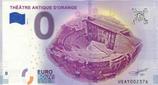Billet touristique 0€ Théatre antique d'Orange 2018