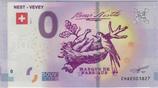 Billet touristique 0€ Nest Vevey 2017