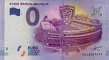 Billet touristique 0€ Stade Marcel Michelin 2016
