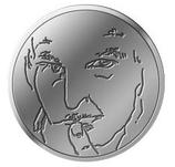 Médaille Thomas Schütte Mini-médaille Woche 2019