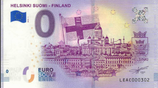 Billet touristique 0€ Helsinki Suomi Finland 2018