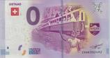 Billet touristique 0€ Gstaad 2017
