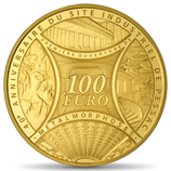 100 euros Semeuse 2013 en or 1/2 oz
