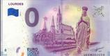 Billet touristique 0€ Lourdes 2018