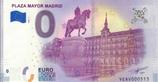 Billet touristique 0€ Plaza mayor Madrid 2018