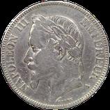 5 francs argent Ecu 1795-1889