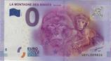 Billet touristique 0€ La montagne des singes Kintzheim 2016
