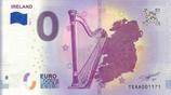 Billet touristique 0€ Ireland 2018