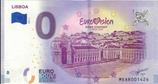Billet touristique 0€ Lisboa Eurovision 2018