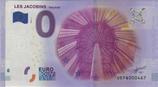 Billet touristique 0€ Les jacobins Toulouse intérieur 2016