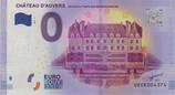 Billet touristique 0€ Chateau d'Auvers Voyage au temps des impressionnistes 2016