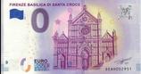Billet touristique 0€ Firenze basilica di Santa Croce 2018