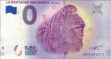 Billet touristique 0€ La montagne des singes Kintzheim 2018