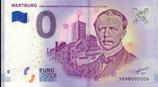 Billet touristique 0€ Wartburg 2018