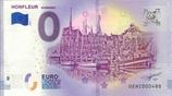 Billet touristique 0€ Honfleur Normandie 2018
