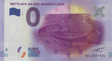 Billet touristique 0€ Mettlach an der Saarschleife 2017