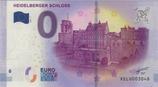 Billet touristique 0€ Heidelberger Schloss 2017