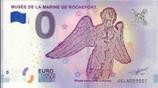 Billet touristique 0€ Musée de la marine de Rochefort 2018