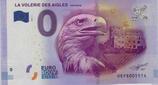 Billet touristique 0€ La volerie des aigles Kintzheim 2016