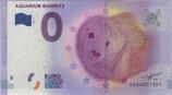Billet touristique 0€ Aquarium Biarritz 2017