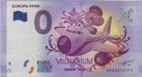 Billet touristique 0€ Europa park Voltarium 2017