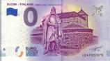 Billet touristique 0€ Suomi Finland 2018
