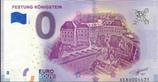 Billet touristique 0€ Festung Konigstein 2018